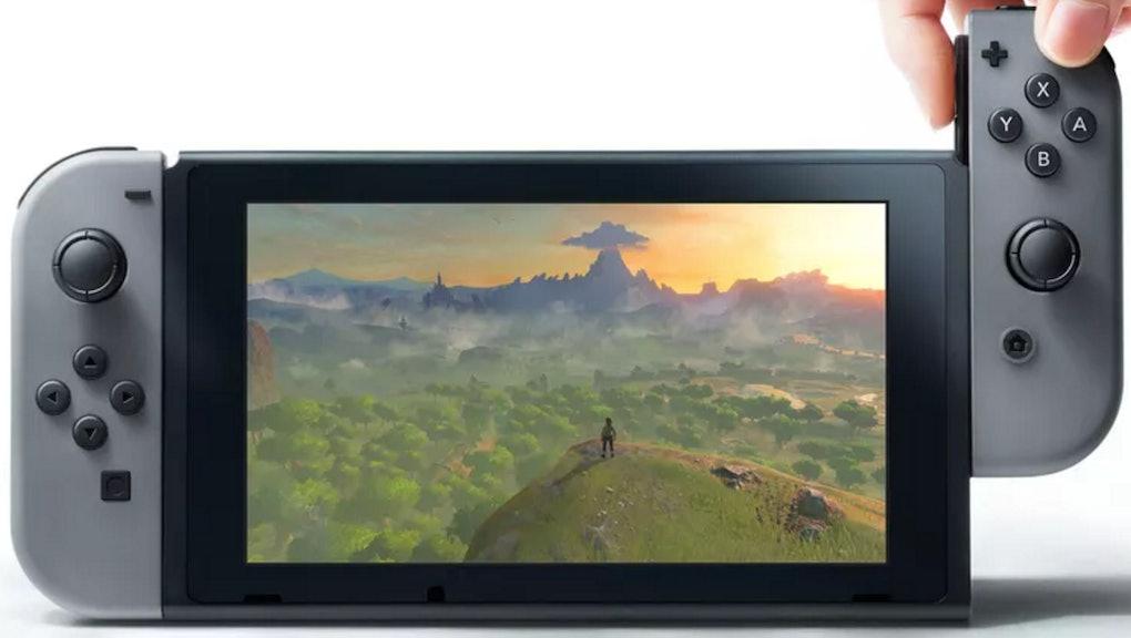 Nintendo Switch controller explained: How do the Joy-Con