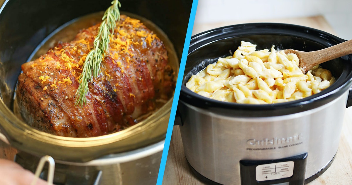 16 slow cooker Christmas recipes that'll free you up for more time with family