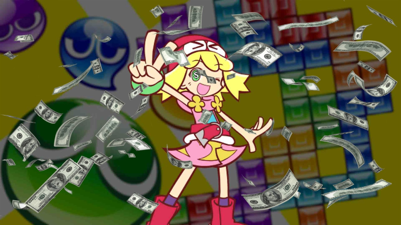 Puyo Puyo Tetris' Switch Price: Why does it cost $10 more on