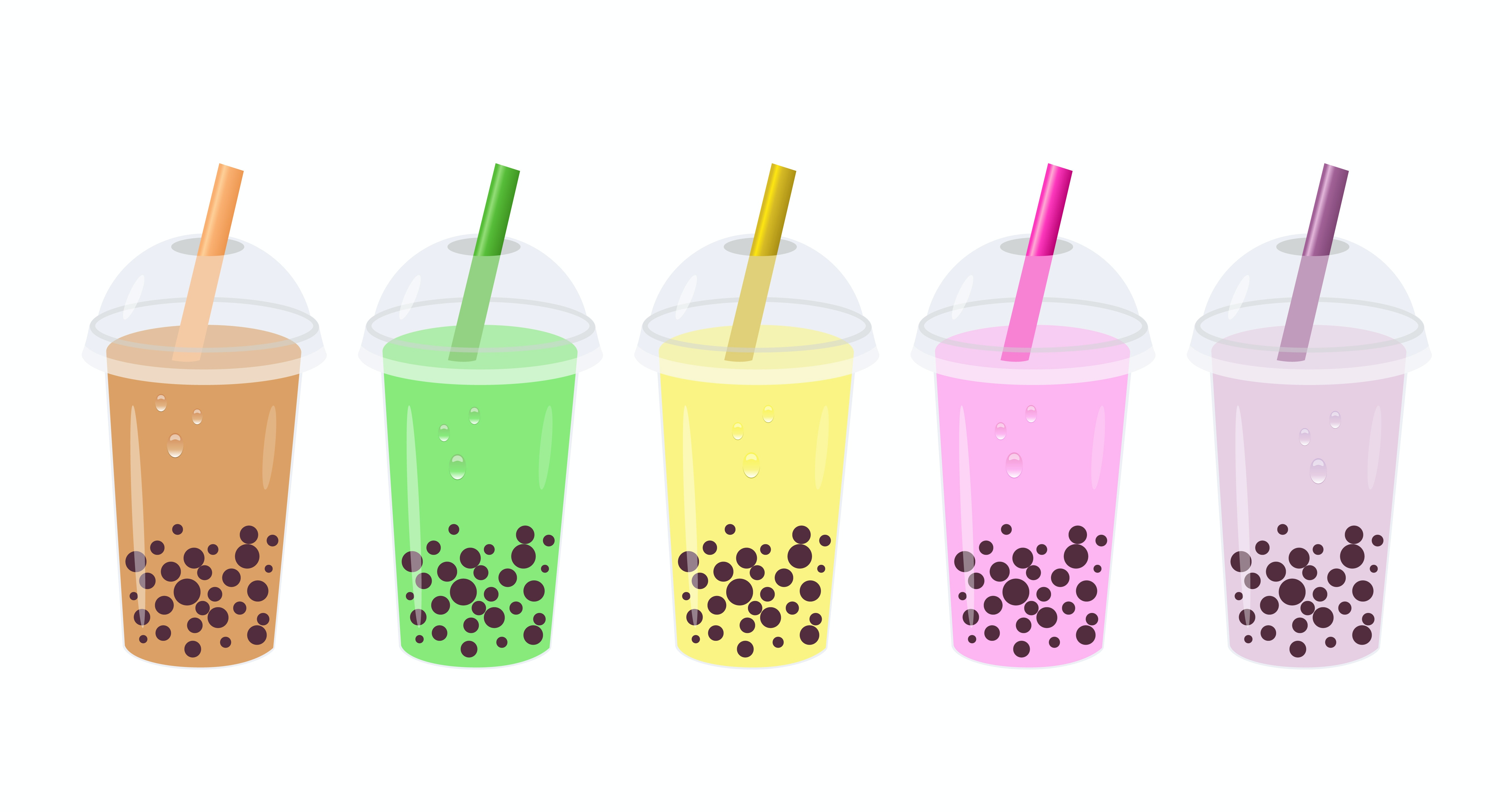 So what is bubble tea, exactly? Everything you need to know