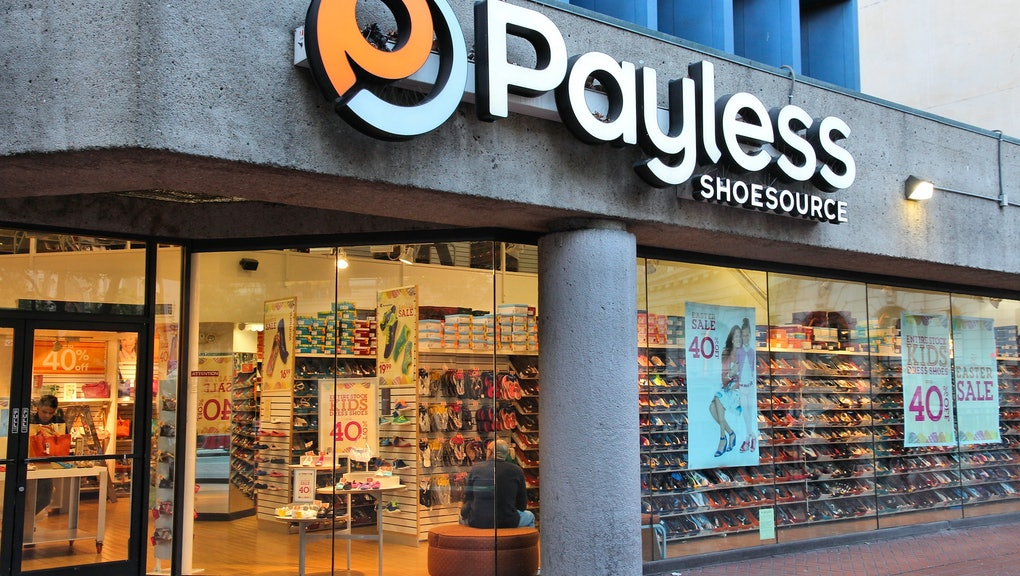 Where Payless ShoeSource store locations are closing in every US city and state