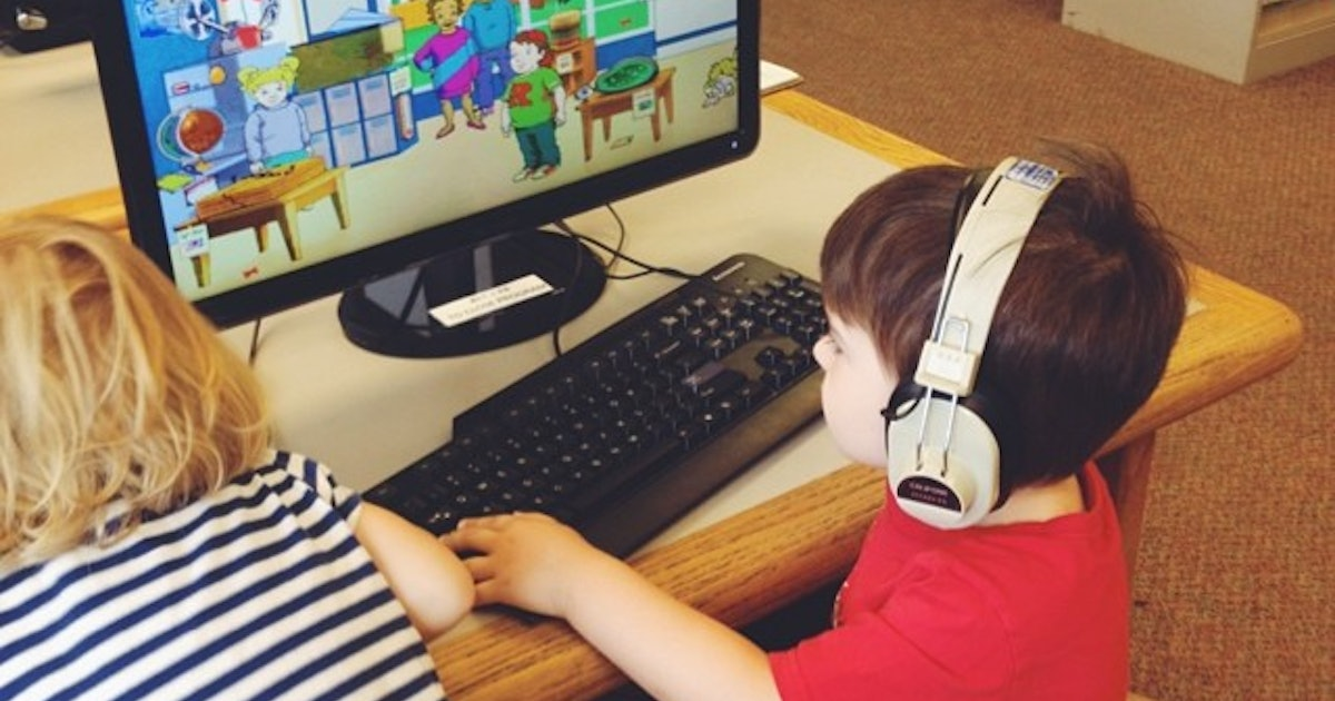 My 5-year-old has learned more from playing video games than from watching 'Sesame Street'