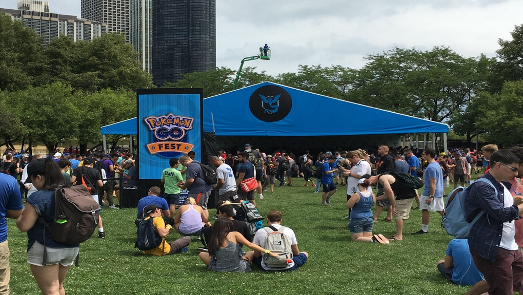Pokémon Go' Fest is a disaster: Niantic CEO booed as connectivity