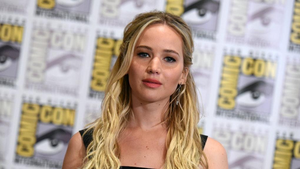 Jennifer Lawrence Has Some Pretty Stellar Advice for ...