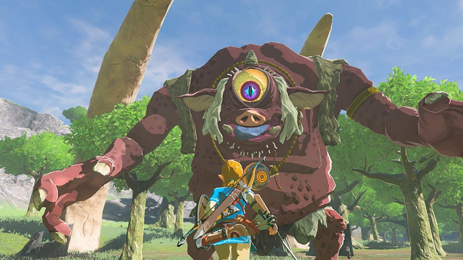 Zelda: Breath of the Wild' Hinox Guide, Tips and Tricks: How