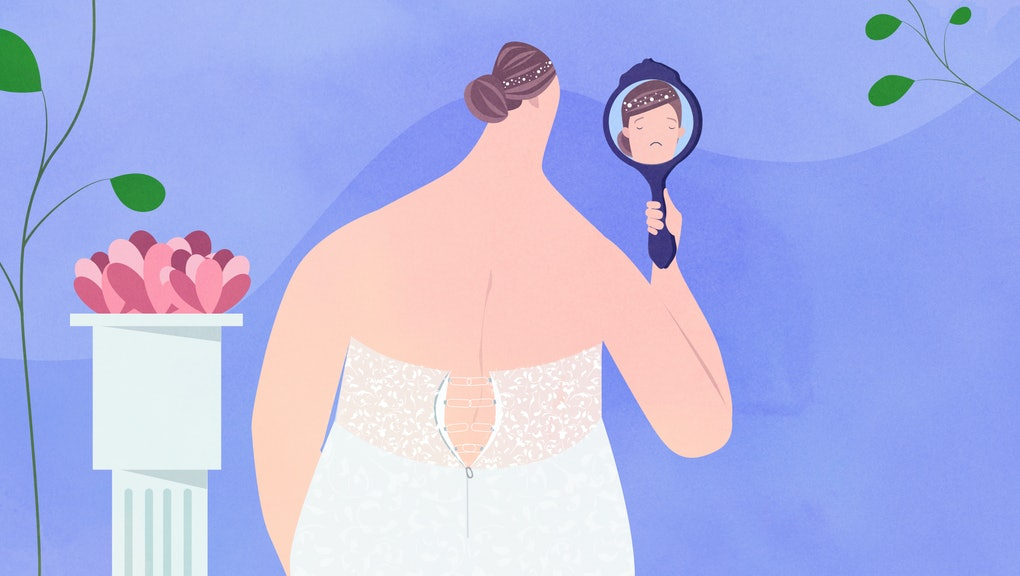 The emotional and financial costs of wedding dress shopping as a ...