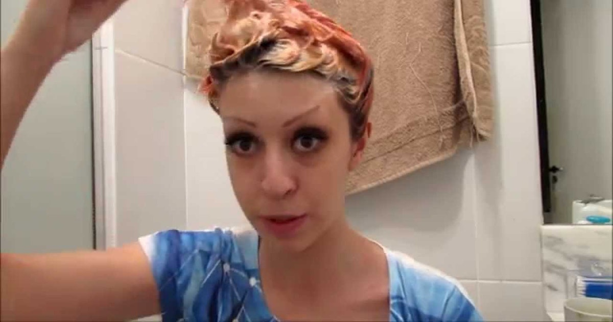 These Are The Secret Tips To Removing Hair Dye At Home