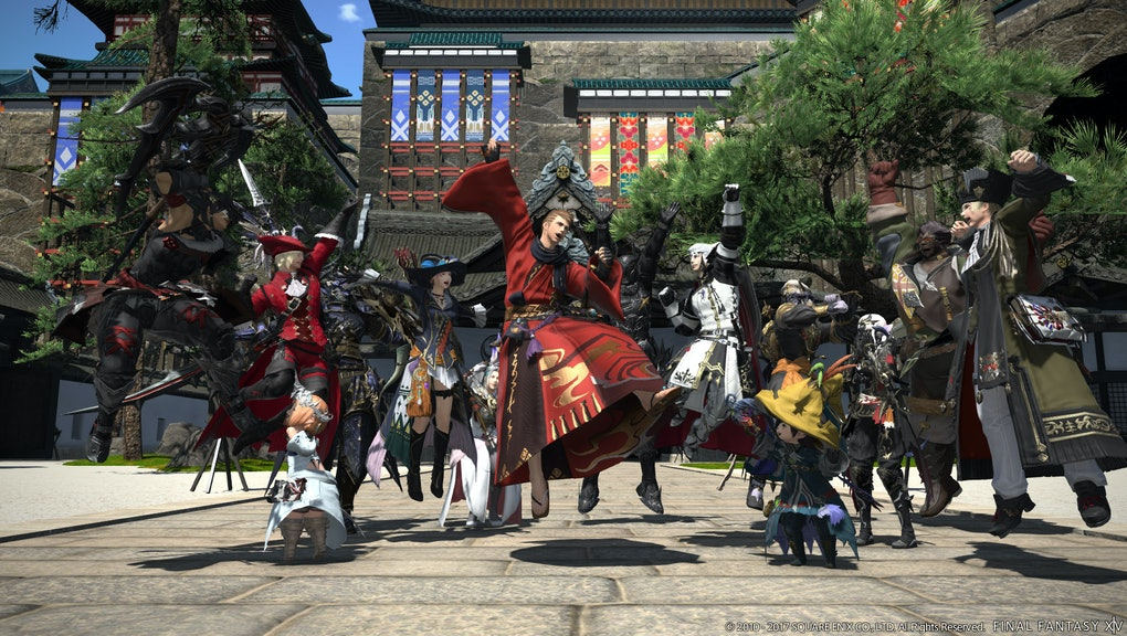 Final Fantasy 14: Stormblood' Artifact Gear: What to know about