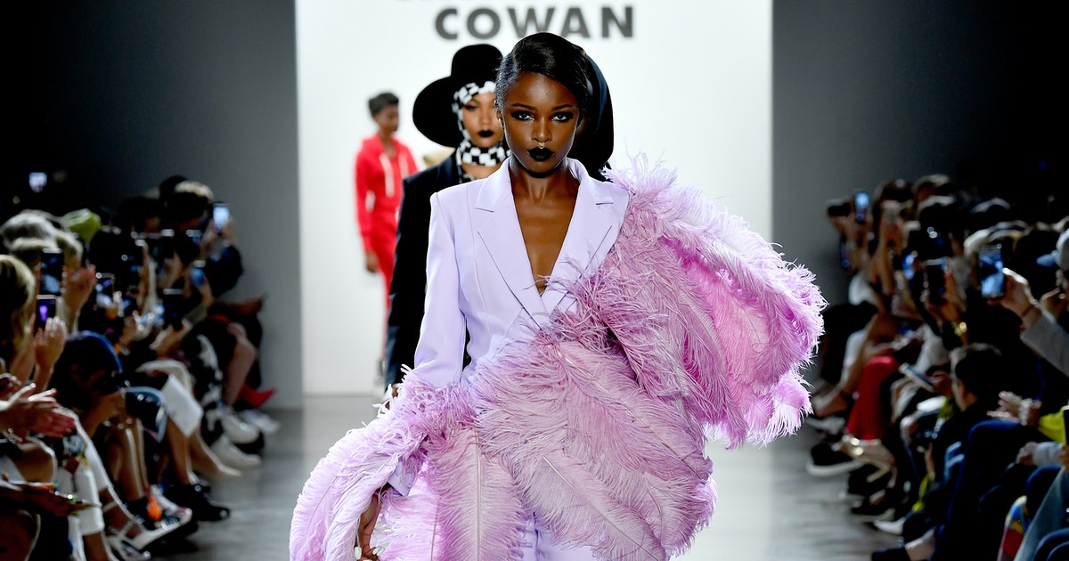 Christian Cowan celebrates the beauty of women on his New York Fashion Week Spring 2019 runway