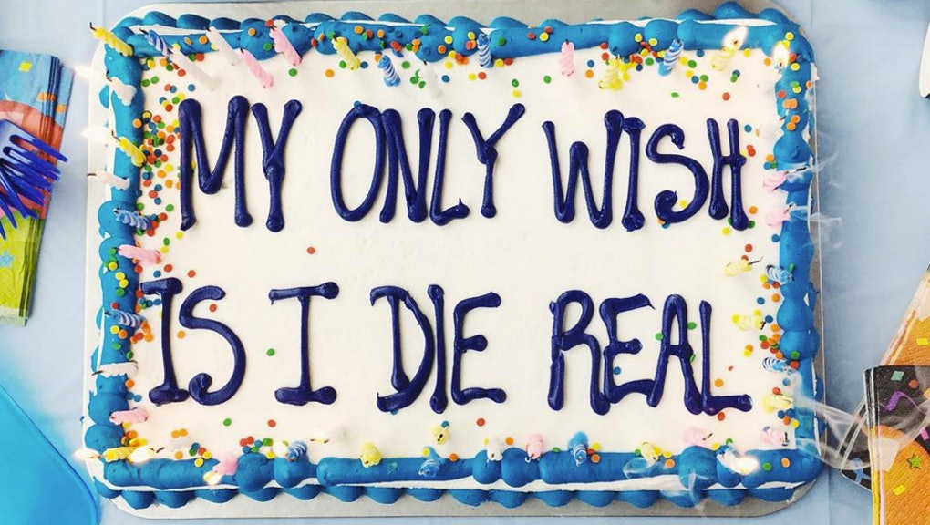Drake On Cake This Instagram Account Puts Lyrics And Its Perfect