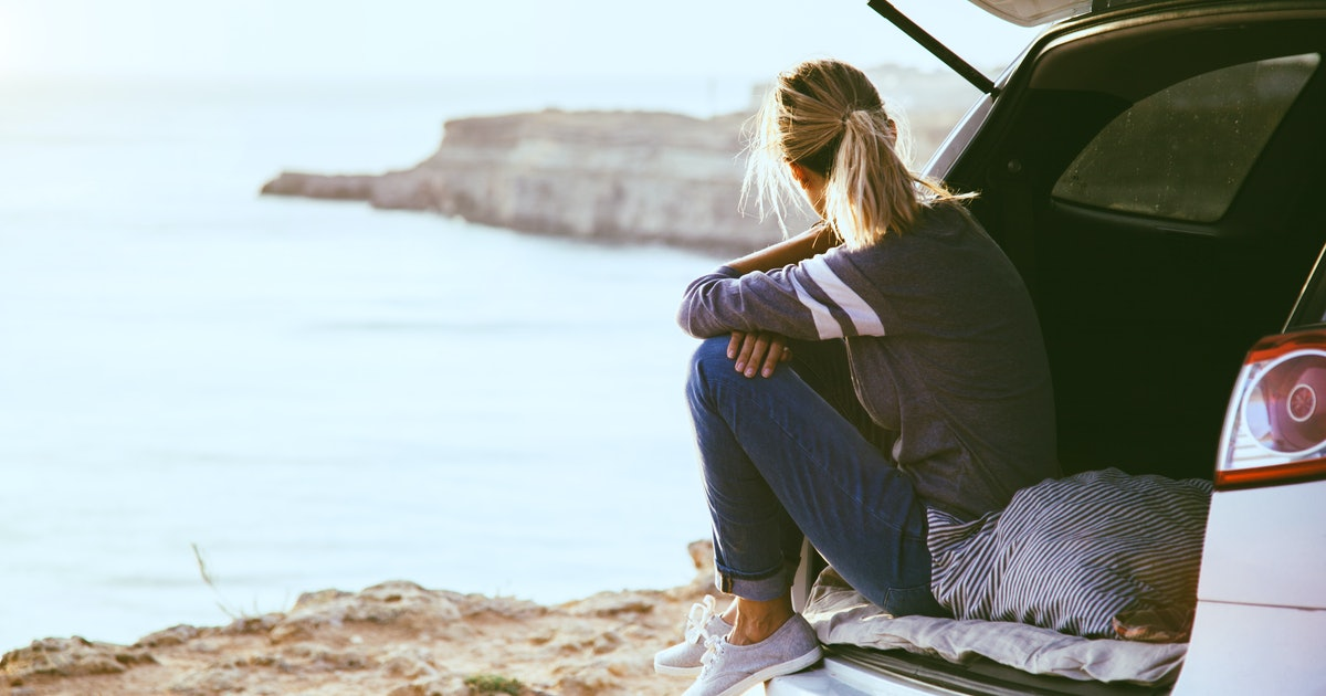 What I learned when I took a two-week cross-country road trip alone
