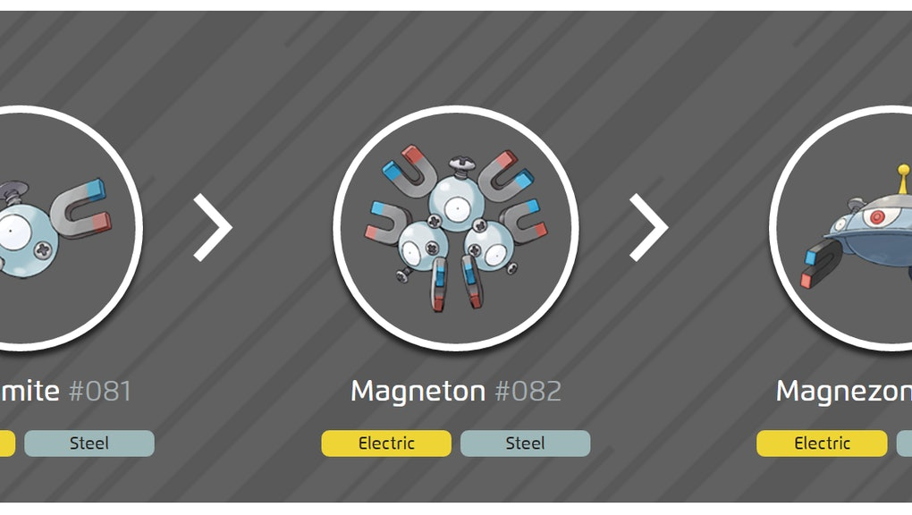 How to evolve Magneton into Magnezone in 'Pokémon Sun and