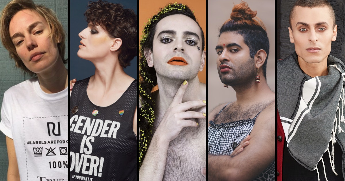 How gender nonconforming and nonbinary individuals are changing the beauty industry forever