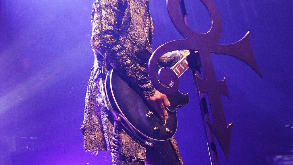 Prince Just Released One of the Sexiest Hard Rock Songs We