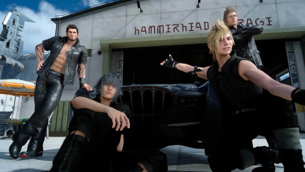 Final Fantasy 15' Release: Midnight launch, release time and