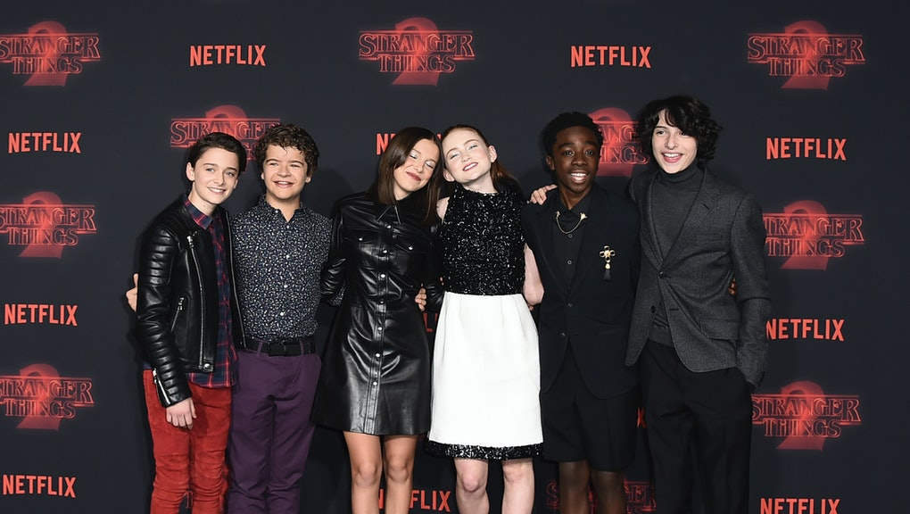 We need to talk about the gross sexualization of Millie Bobby Brown