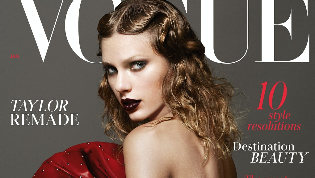 British Vogue Prioritizes Diversity With New Taylor Swift Cover