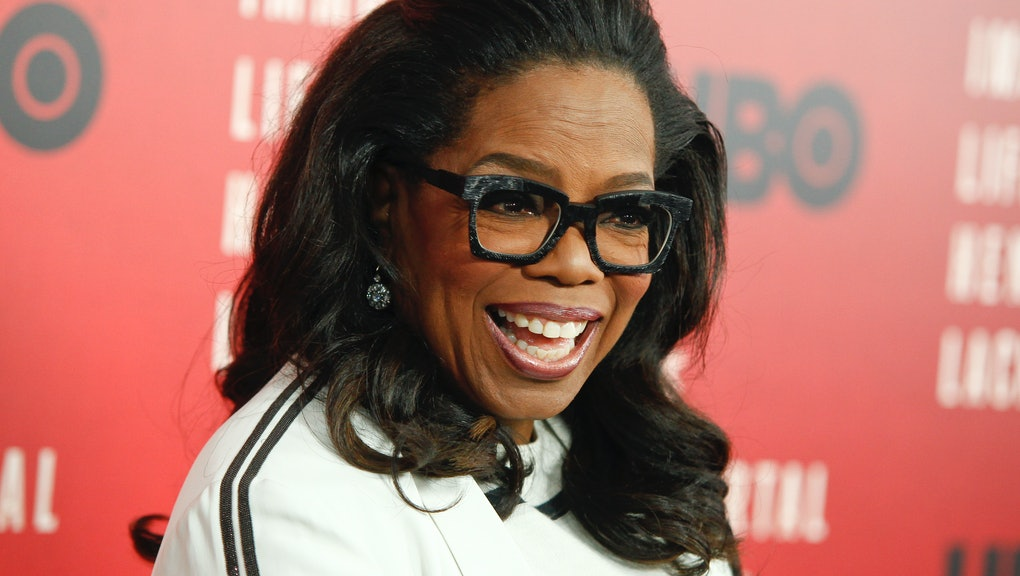 265c15c468579 It s time to talk about Oprah s truly incredible glasses collection