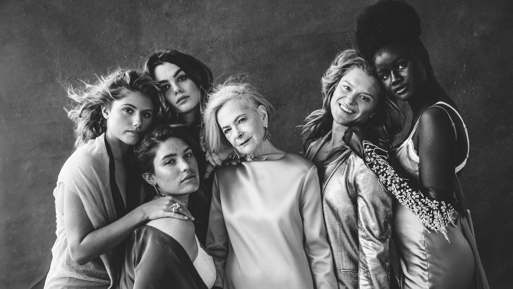 The All Woman Project's latest campaign shows the beauty of women ...
