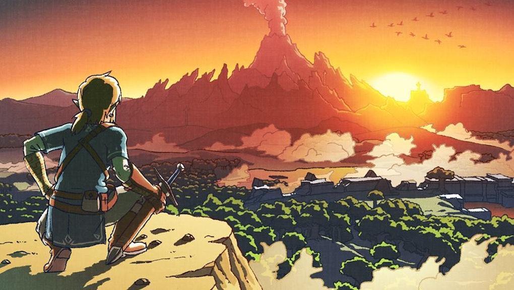 Zelda' Wii U Game Release Date: Nintendo Switch launch could