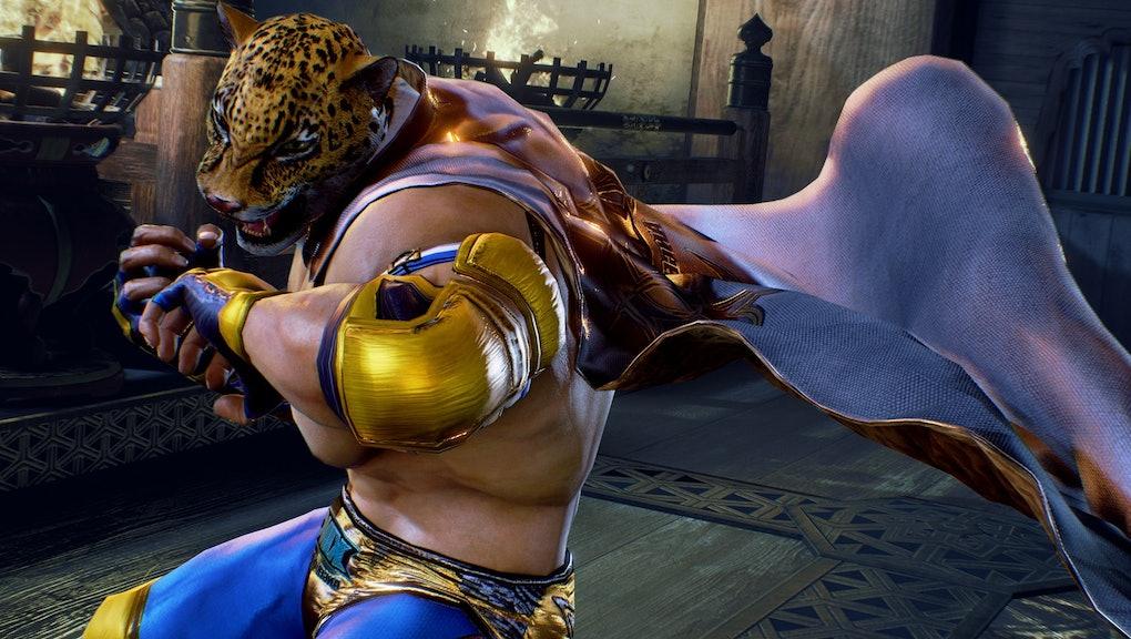 Tekken 7 King Combos We Teach You This Fighter S Rage Art