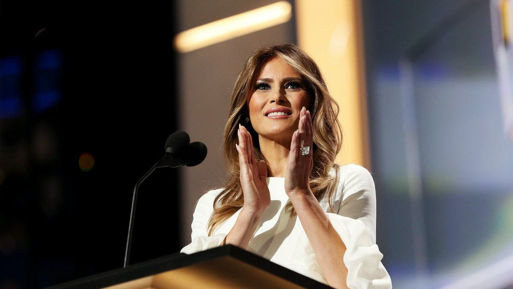 Melania Trump Wouldn't Redefine the