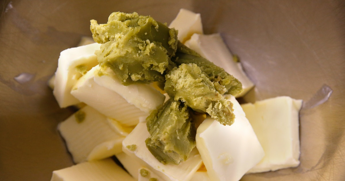 Weed Butter: Here's Everything You Need to Know About the Most Fun Way to Get High
