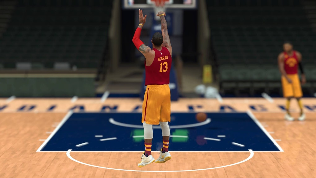 NBA 2K17': Best custom jump shot for your MyPlayer