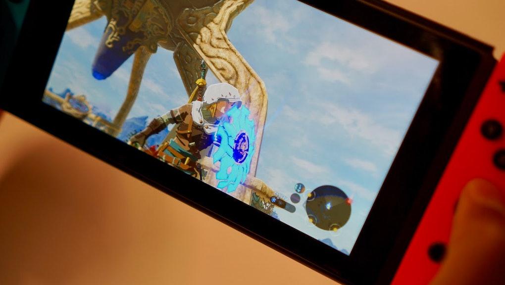 Zelda Breath Of The Wild Divine Beasts Walkthroughs Boss