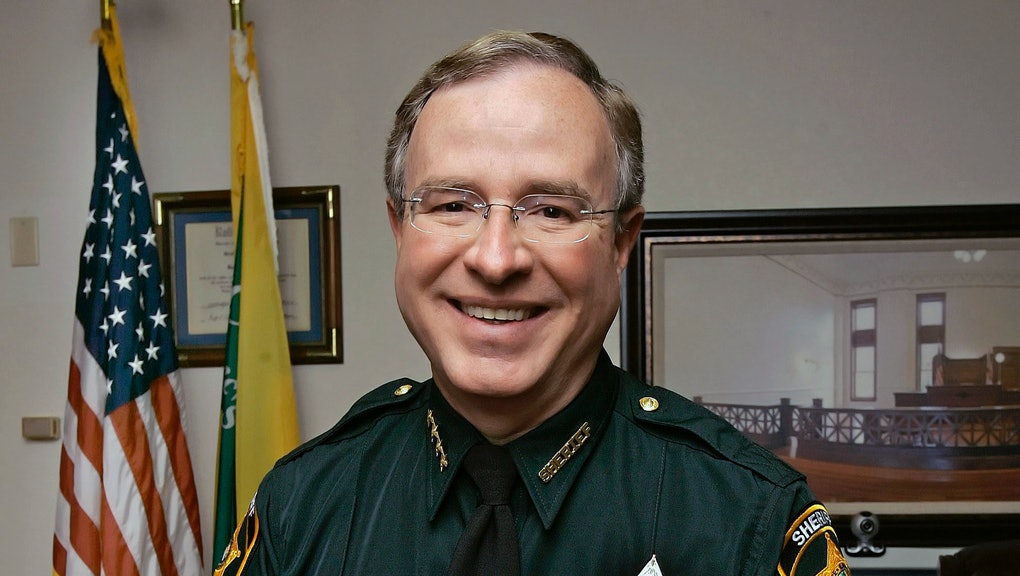 Florida sheriff doubles down on threat to jail people with