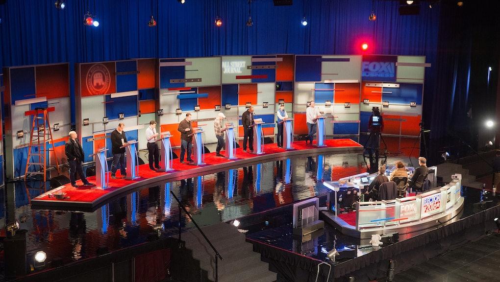 2015 Fox Business Debate Live Stream: How to Watch