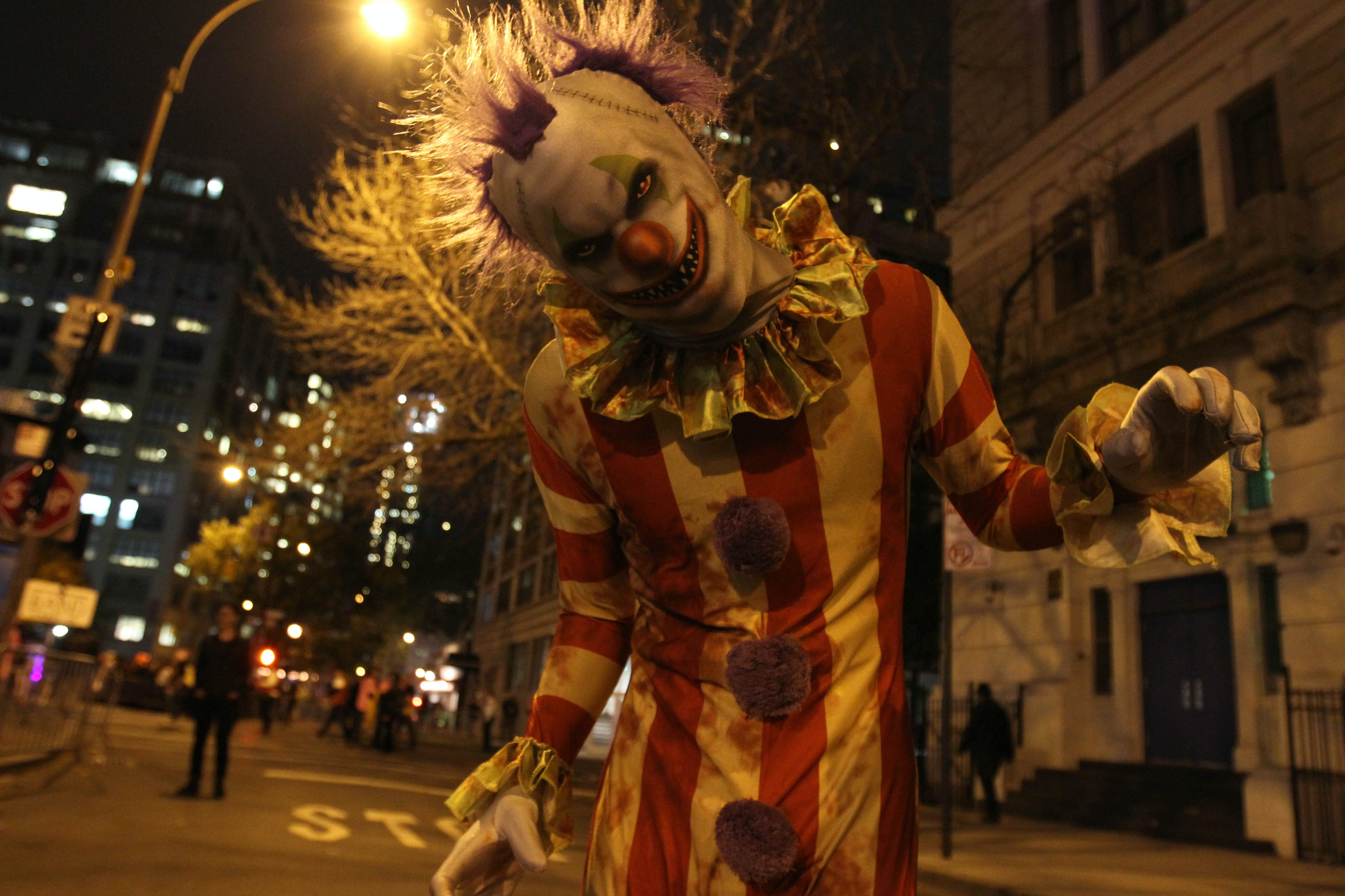 NYC Halloween Parade 2016 Livestream: Hereu0027s How To Watch ...