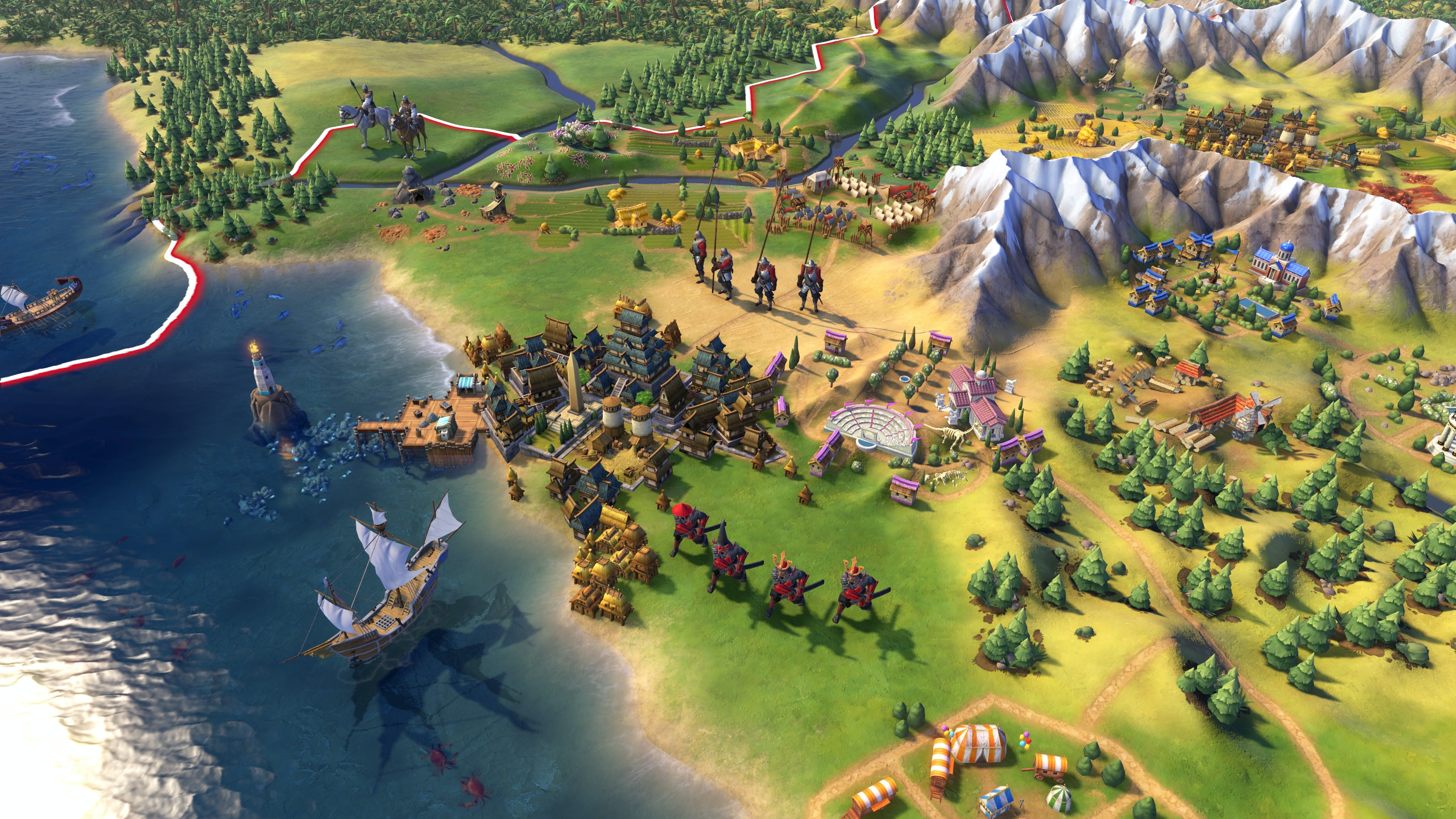 Early 'Civ 6' mod lets you play on real-world Earth — if ... on hd earth map, game earth map, total war earth map,