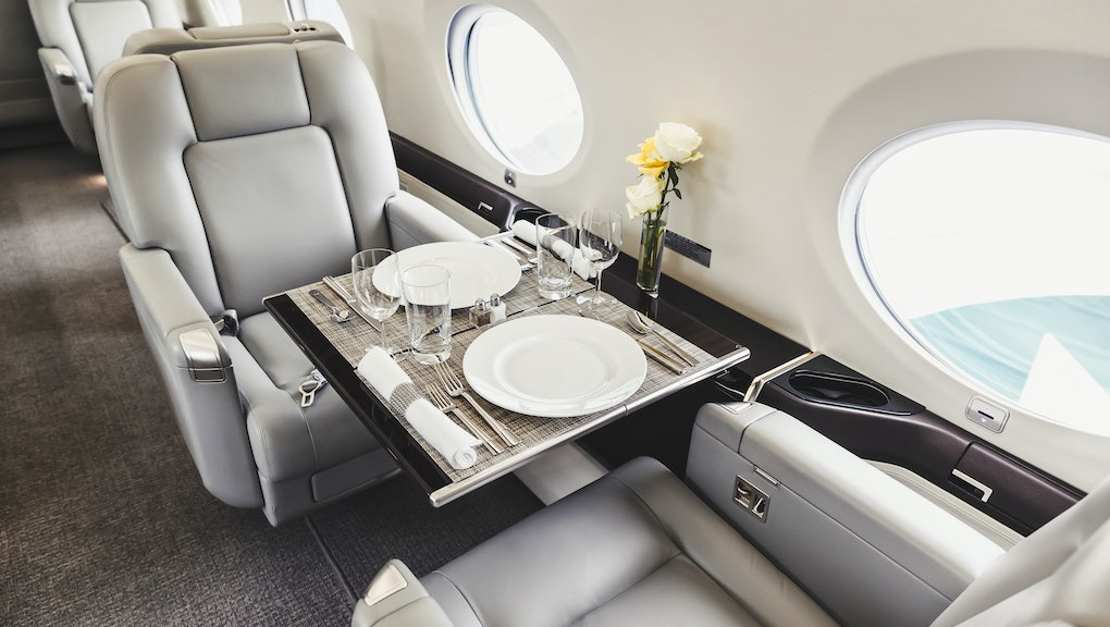 The World S Best First Class Airline Seats