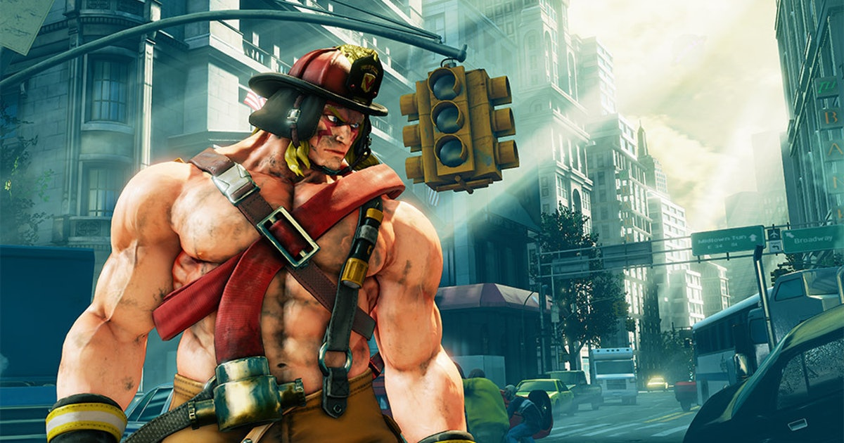 Street Fighter 5' DLC: How to unlock the Thailand stage and get hot