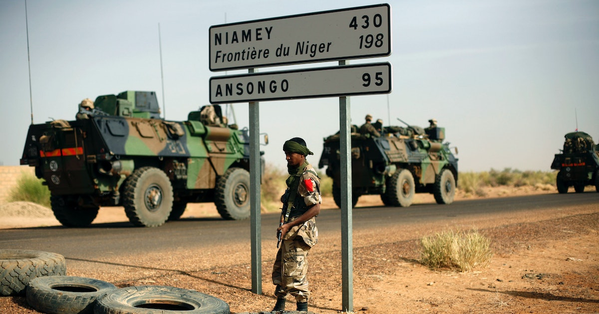 Attack on US soldiers in Niger: Here's why the troops were there in the first place