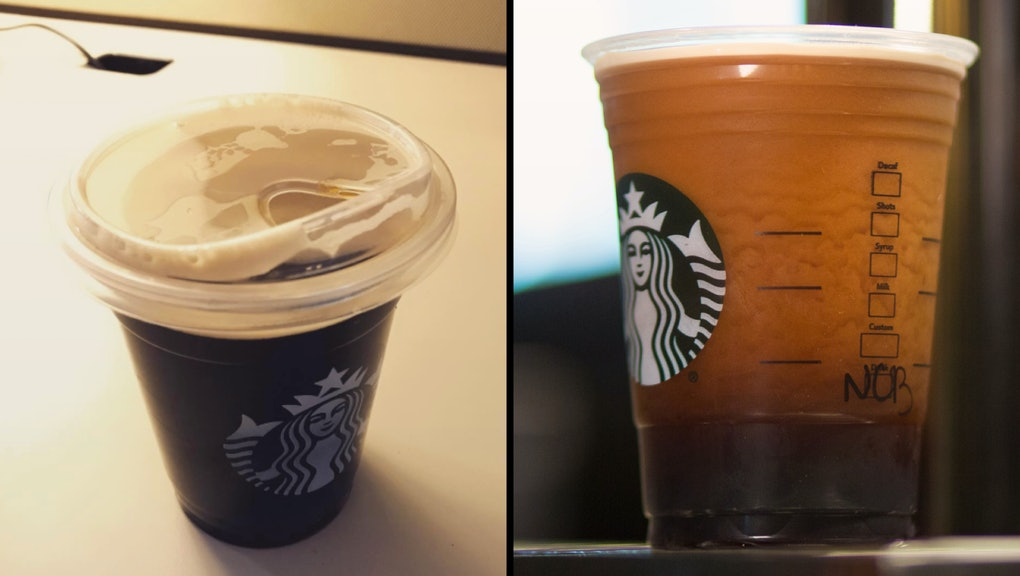 Starbucks Nitro Cold Brew Just Got Its Own Special Lid To