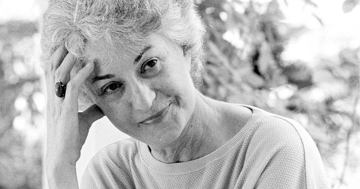 Bea Arthur's estate is going toward a new LGBTQ youth homeless shelter in NYC