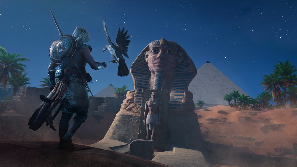 assassins creed origins gameplay