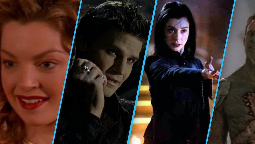 Buffy the Vampire Slayer' villains: A definitive ranking of
