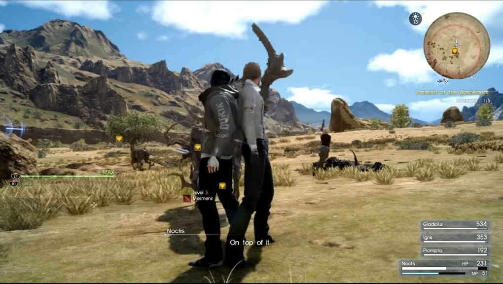 Final Fantasy 15' Cheats, Tips and Exploits Guide: Getting