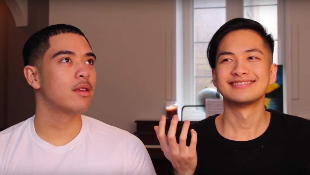 Here's What It's Like to Be a Gay Asian Guy Looking for a