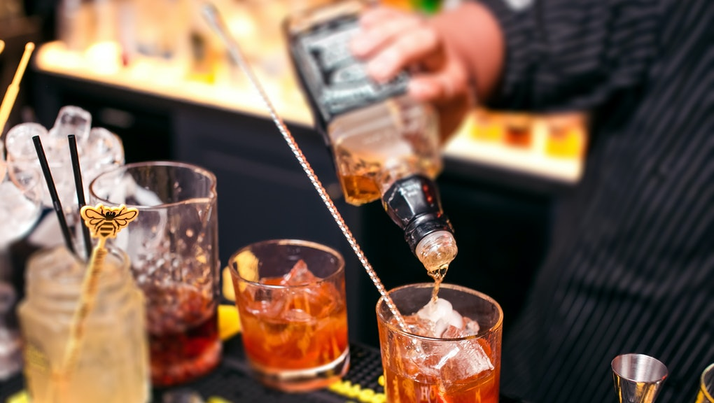 7 bartenders on what it's like to be sober in the booze industry