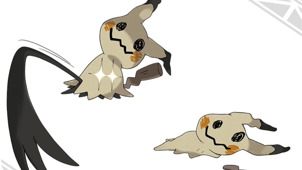 How to catch Mimikyu in 'Pokémon Sun and Moon': Location