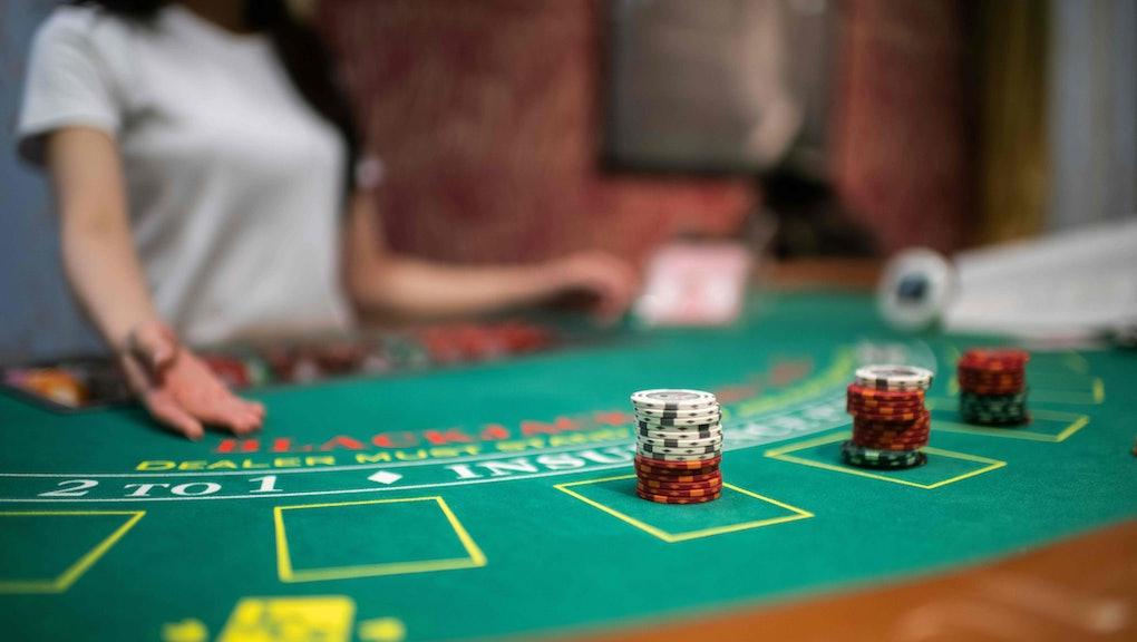 of america gambling games coalition