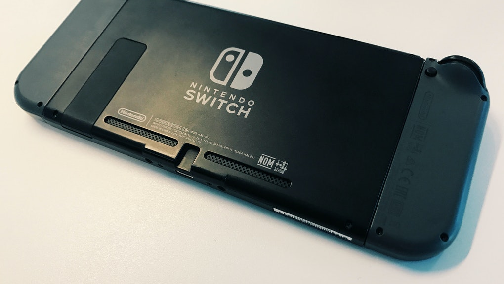 Nintendo Switch frozen? Here's what to do if your console