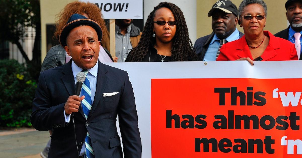 Black Lives Matter Movement cover image