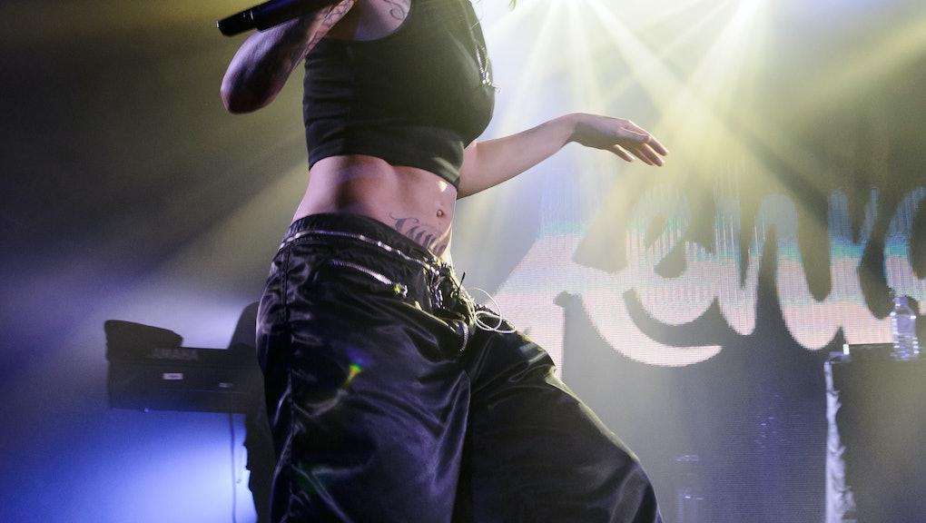 Kehlani discography - Wikipedia