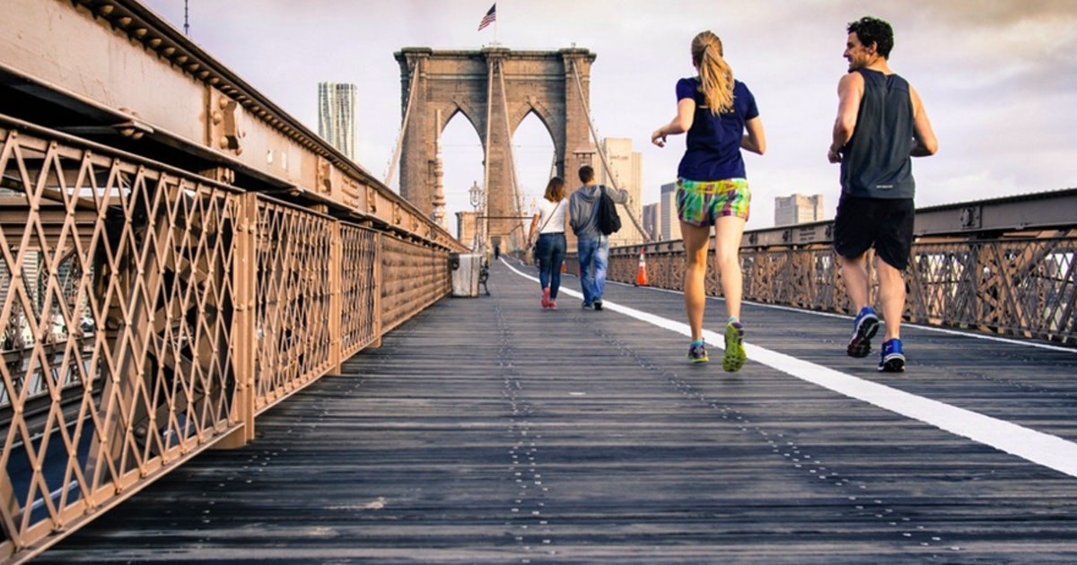 Here's How to Train for a Half Marathon Safely