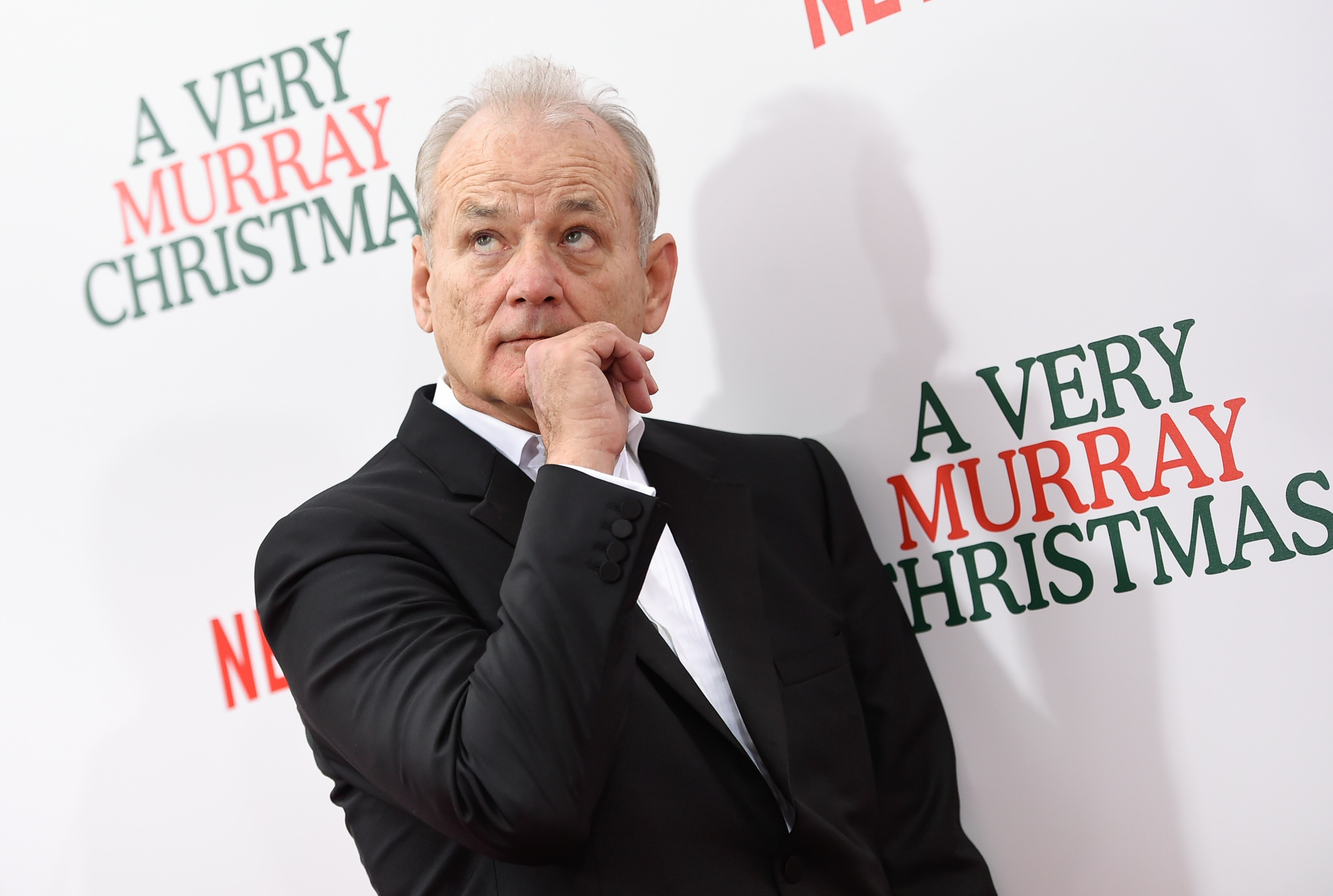 A Very Murray Christmas.A Very Murray Christmas Netflix Cast Trailer And How To